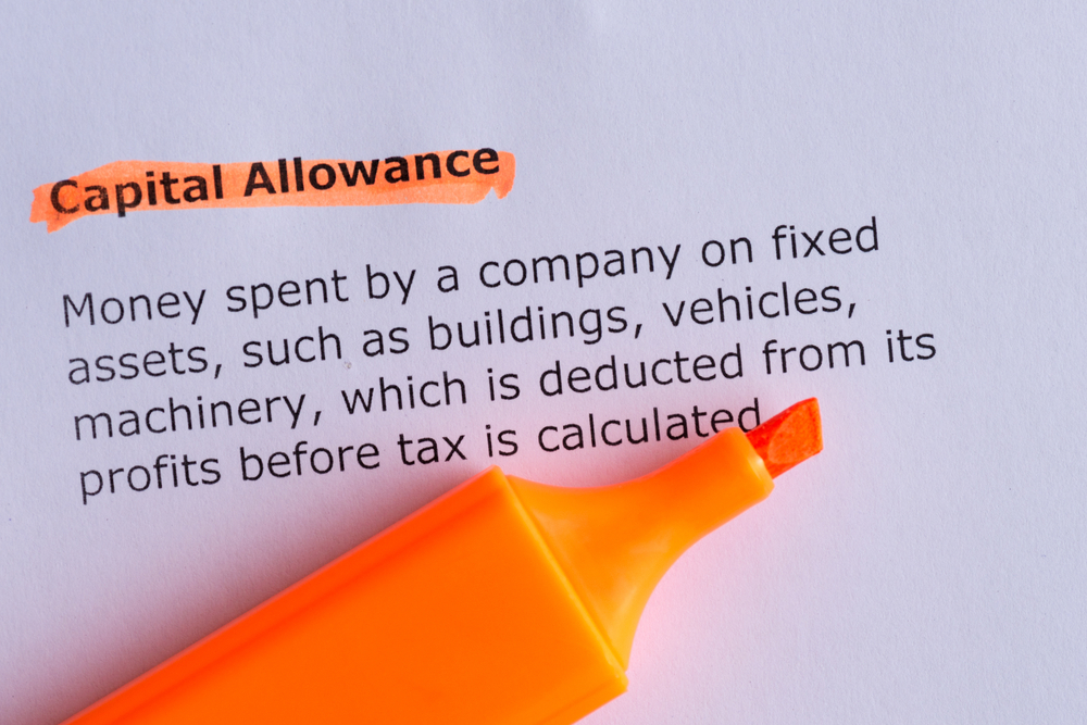 What are Capital Allowances and how can you benefit?